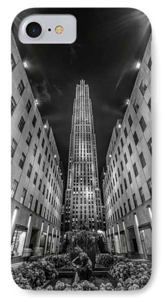 Rockefeller Center - New York 1 IPhone Case
