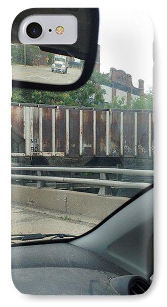 Rockford Train IPhone Case