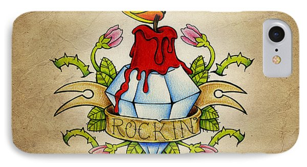 Rockin' IPhone Case