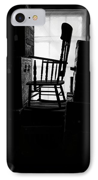 Rocking Chair Phone Case by Bob Orsillo