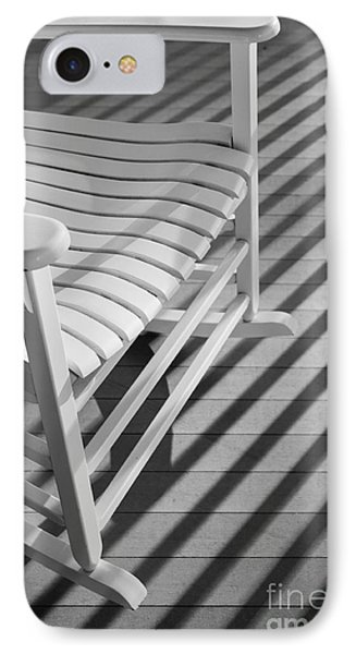 Rocking Chair On The Porch IPhone Case