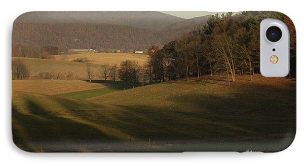 Rockingham County Virginia Meadow IPhone Case