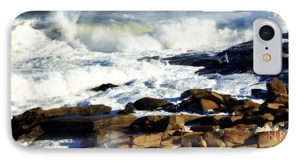 Rockport IPhone Case by Kenny Glotfelty