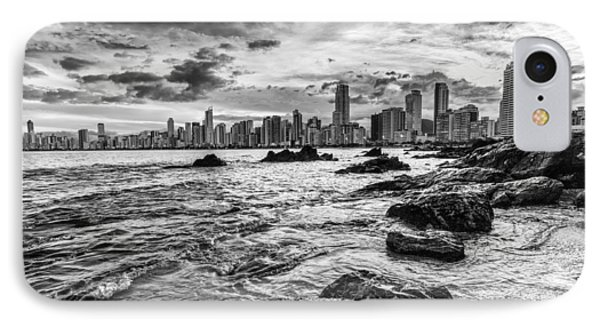 Rocks By The Sea Phone Case by Jose Maciel
