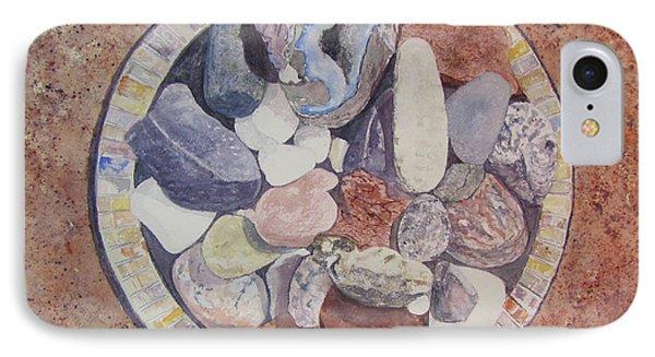 Rocks IPhone Case by Carol Flagg