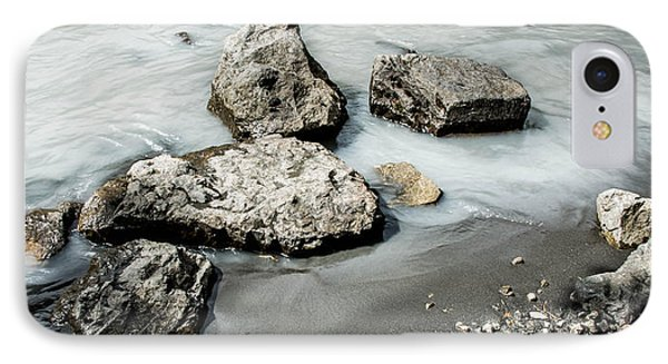 Rocks In The River IPhone Case