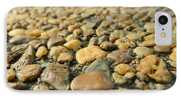 Rocks On My Path Phone Case by Andrea Anderegg