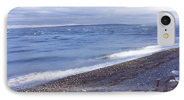Rocks On The Coast, Fort Casey State IPhone Case