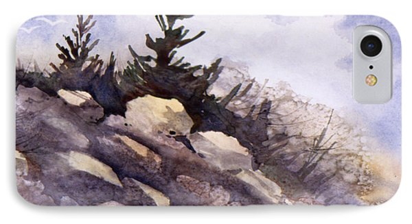 Rocks IPhone Case by Teresa Ascone