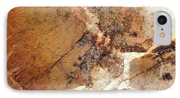 IPhone Case featuring the photograph Rockscape 1 by Linda Bailey