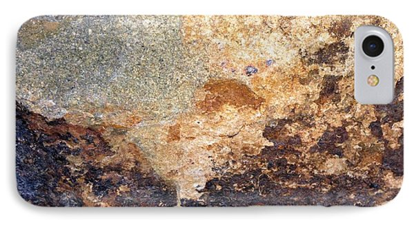 IPhone Case featuring the photograph Rockscape 2 by Linda Bailey