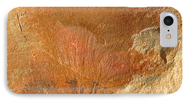 IPhone Case featuring the photograph Rockscape 6 by Linda Bailey