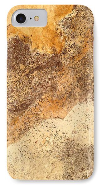 IPhone Case featuring the photograph Rockscape 7 by Linda Bailey
