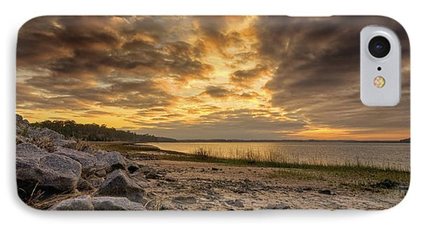Rocky Beach Phone Case by Phill Doherty