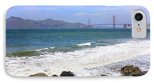 Rocky China Beach IPhone Case by Carol Groenen