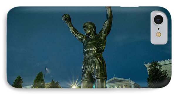 Rocky IPhone Case by David Rucker