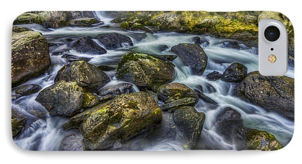 Rocky Ice Water IPhone Case by Ian Mitchell