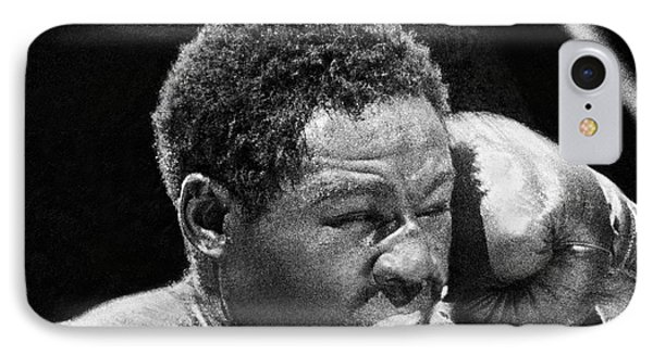 Rocky Marciano Fist Phone Case by Underwood Archives
