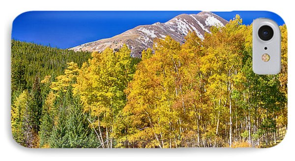 Rocky Mountain Autumn Bonanza Phone Case by James BO  Insogna