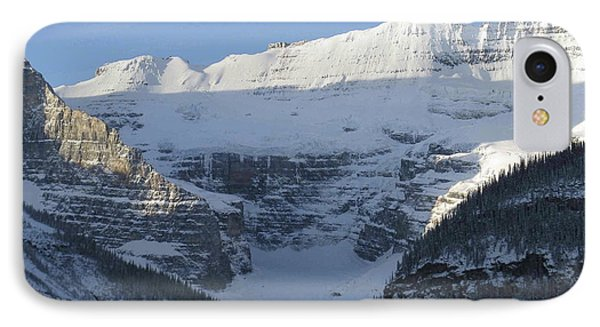 Rocky Mountain Blue IPhone Case by Cheryl Miller