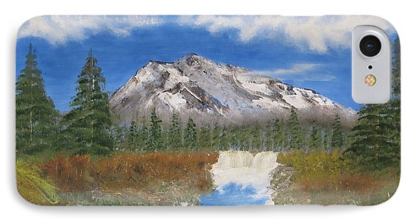 Rocky Mountain Creek IPhone Case by Tim Townsend