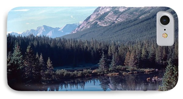 Rocky Mountain Gem IPhone Case by Jim Sauchyn