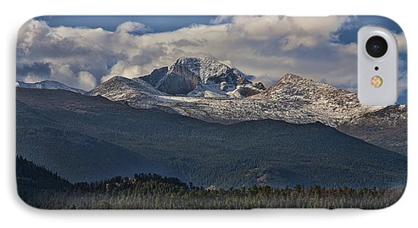 Rocky Mountain High IPhone Case by Anne Rodkin