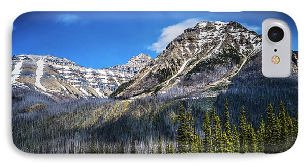 IPhone Case featuring the photograph Rocky Mountains Kootenay National Park by Rob Tullis