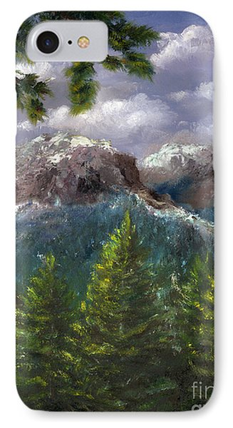 Rocky Mountains National Park Colorado IPhone Case