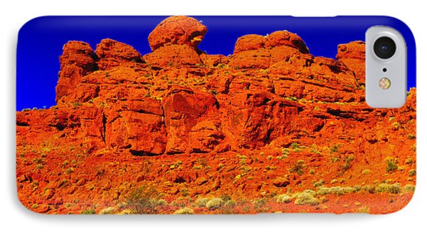 Rocky Outcrop IPhone Case by Mark Blauhoefer