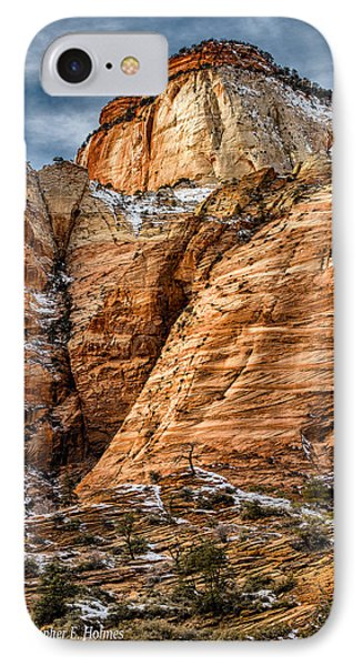Rocky Peak Phone Case by Christopher Holmes