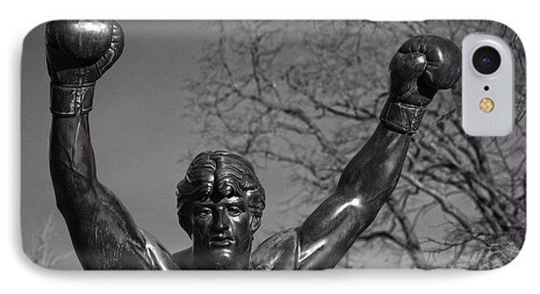 Rocky Statue IPhone Case