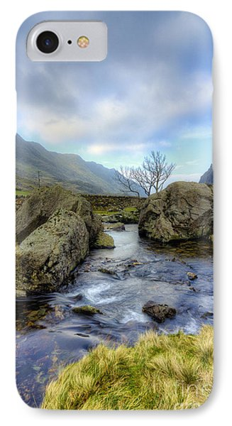 Rocky Stream  IPhone Case by Ian Mitchell