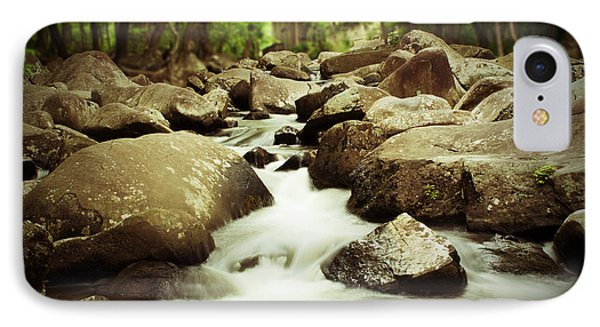 Rocky Stream IPhone Case