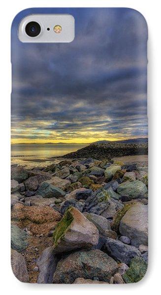 Rocky Sunrise Phone Case by Ian Mitchell