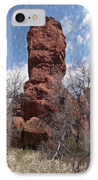 Rocky Totem IPhone Case