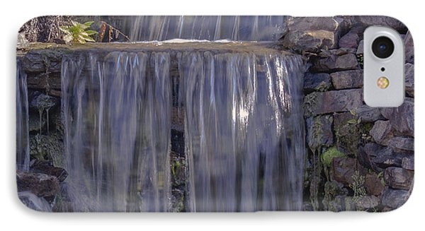 Rocky Waterfall Phone Case by Michael Waters