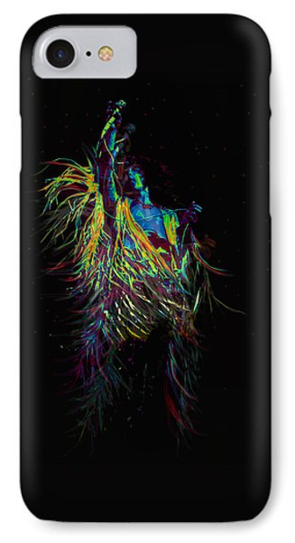 Roger Daltry At Woodstock IPhone Case