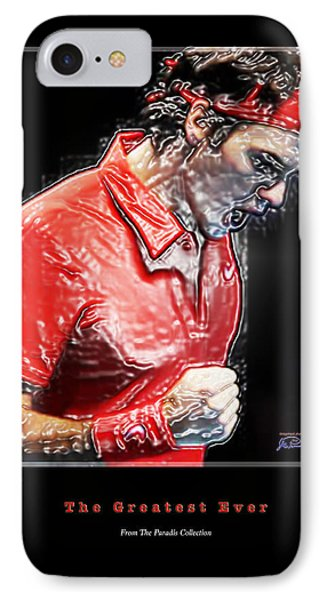 Roger Federer  The Greatest Ever IPhone Case