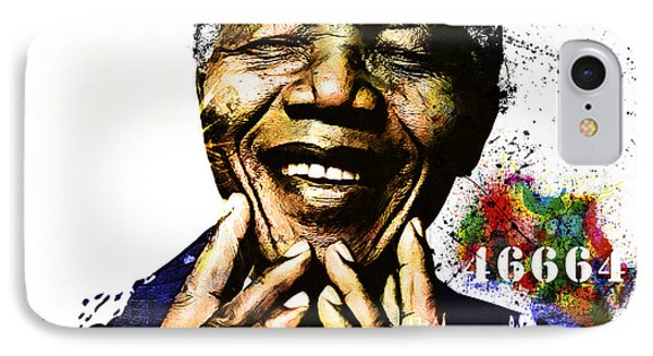 Rolihlahla IPhone Case by The DigArtisT