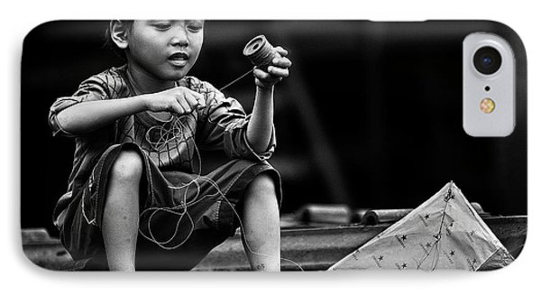 Roll And Play It Again IPhone Case