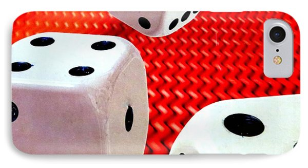 Roll Of The Dice IPhone Case