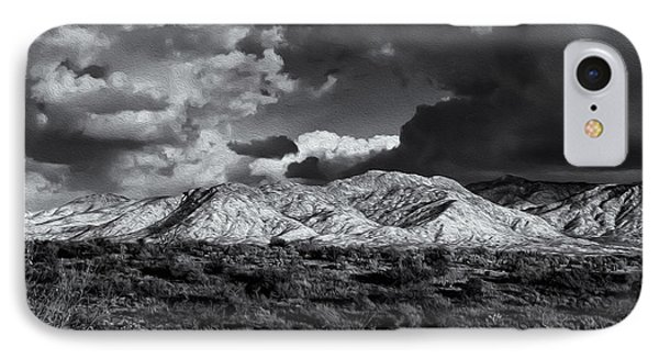 Rollin' Through 57 IPhone Case by Mark Myhaver