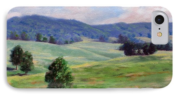 Rolling Hills IPhone Case