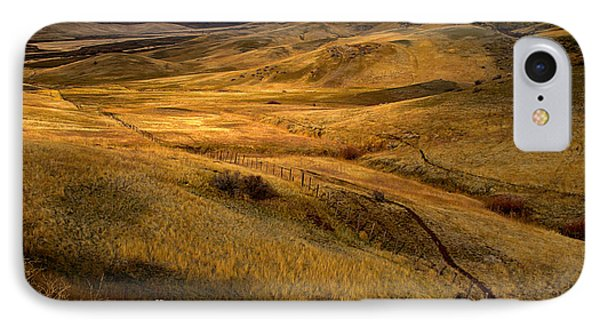Rolling Hills Phone Case by Robert Bales