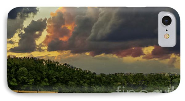 Storm Clouds Rolling In IPhone Case