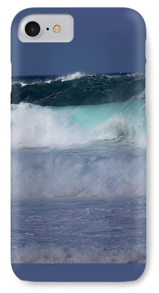 Rolling Thunder Phone Case by Karen Wiles