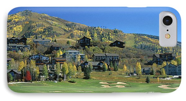 Rollingstone Ranch IPhone Case by Chris Selby