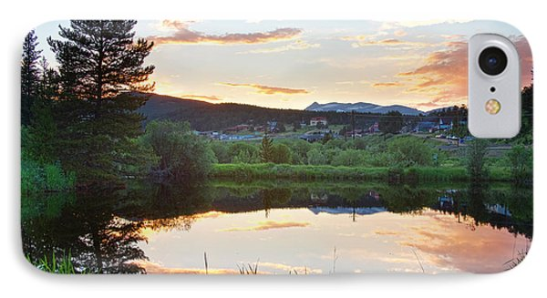 Rollinsville Colorado Sunset IPhone Case by James BO  Insogna