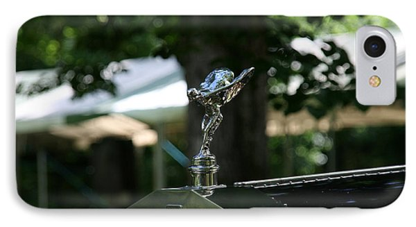 IPhone Case featuring the photograph Rolls Royce by Leena Pekkalainen